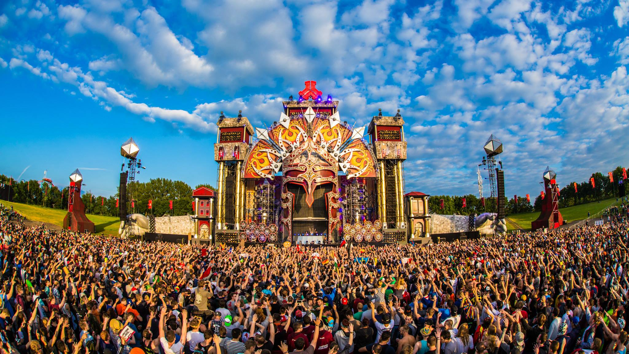 Your Comprehensive Weekend Warriors Guide To Defqon 1