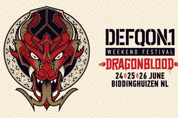 Set Of The Week! (17.10) - Caine @ Defqon.1 2016