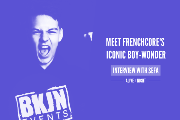 Meet Frenchcore's iconic boy-wonder Sefa!