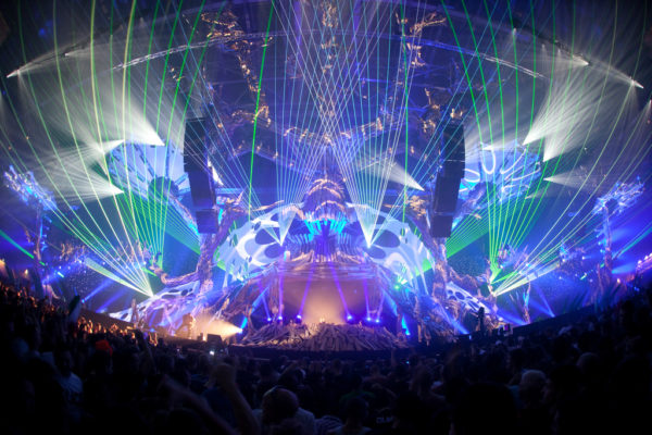 Set Of The Week! (24.04) - Noisecontrollers @ Qlimax 2009