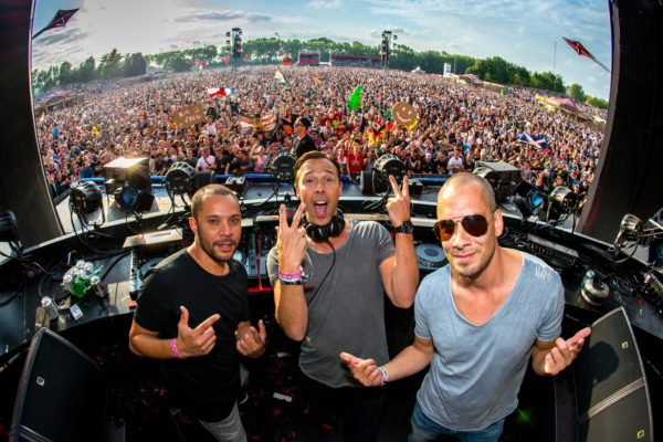 Set Of The Week! (19.06) - Isaac, Noisecontrollers & Wildstylez @ Defqon.1 2015
