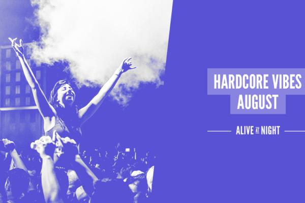 Hardcore Vibes: UK Hardcore News & Reviews (August 2017)