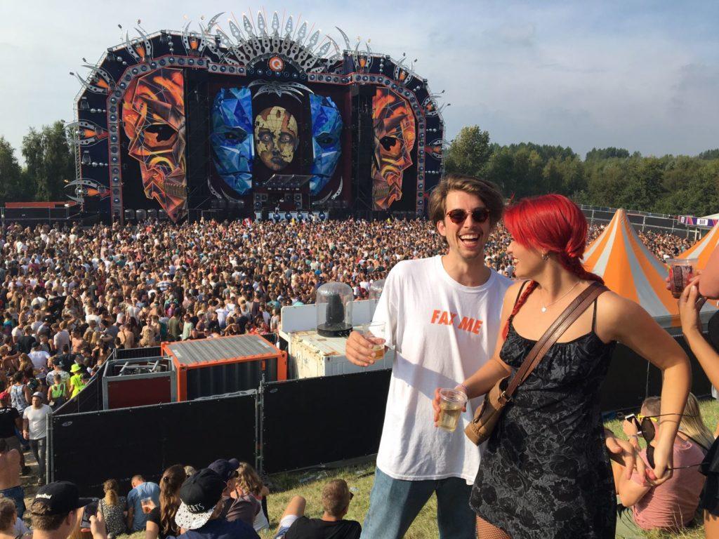 hardstyle festivals 2018