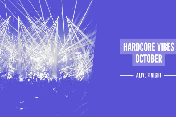 Hardcore Vibes: UK Hardcore News & Reviews (October 2017)